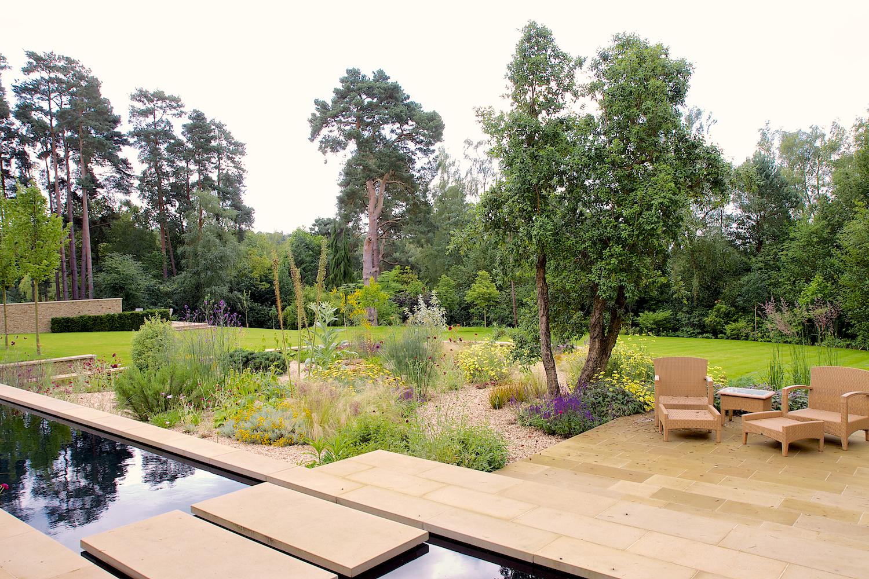 Farnham landscape construction pc landscapes for Landscape construction