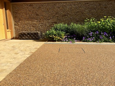 Resin Driveways in Farnham