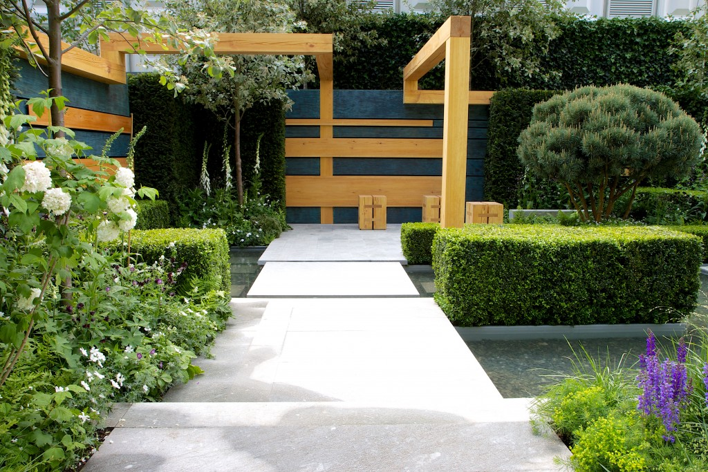 Chelsea Flower Show 2014, The Extending Space