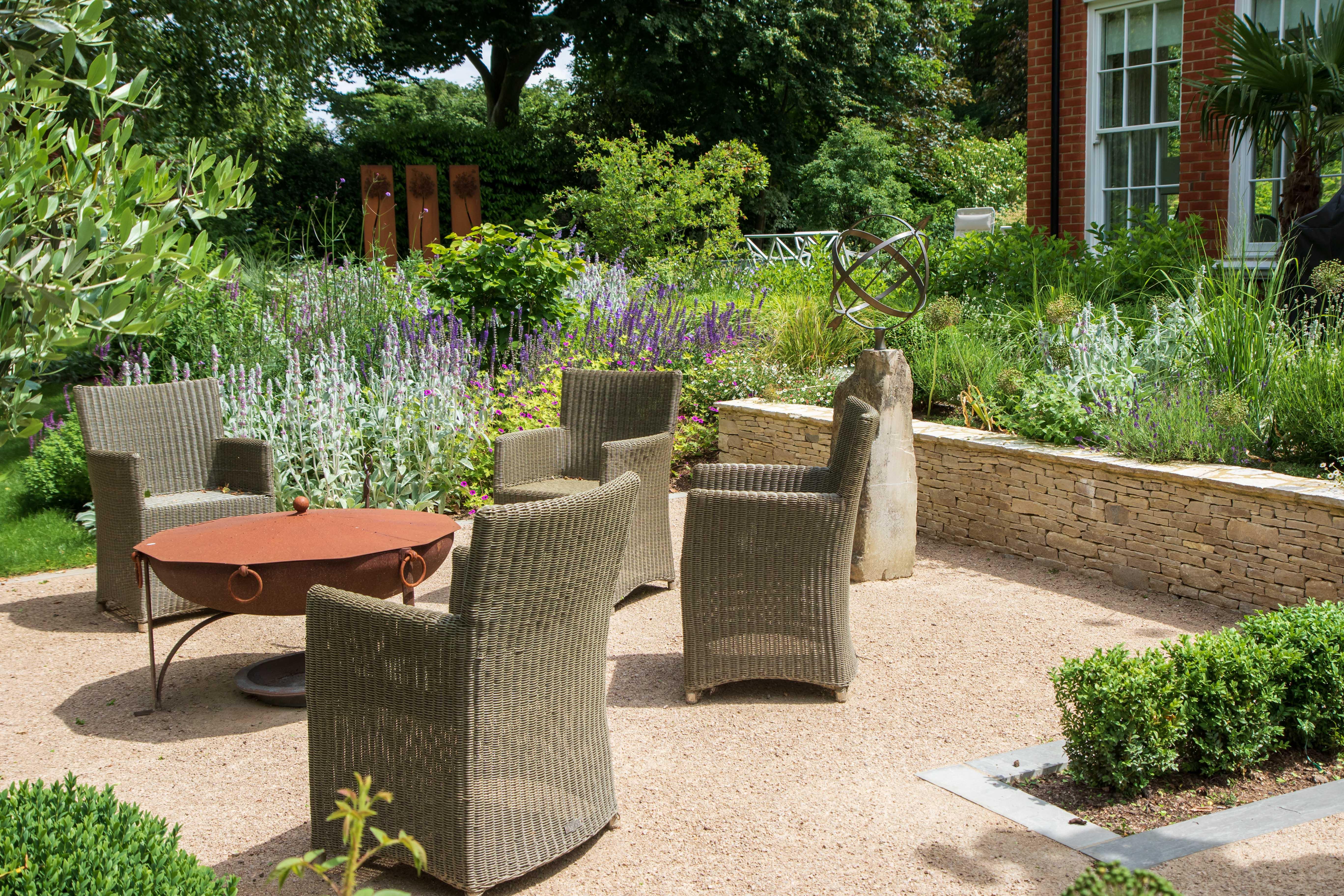 Home Design Ideas Decorating Gardening: Award-winning Garden Landscape Design